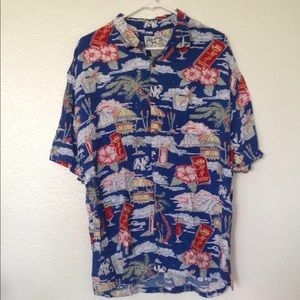Other - Big Dogs Hawaiian Shirt